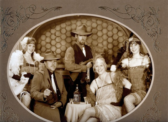 Old Time Family Photo