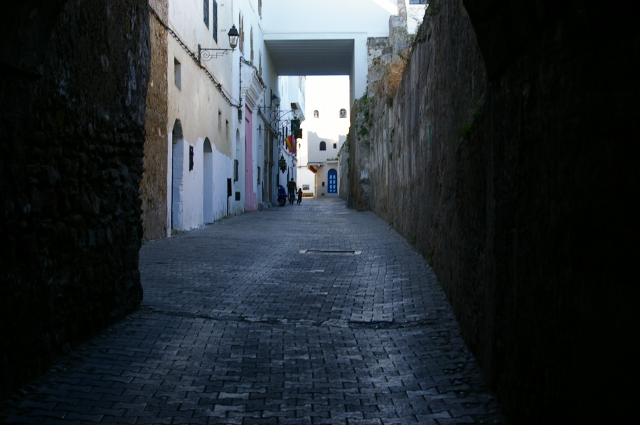 Streets of the Kasbah