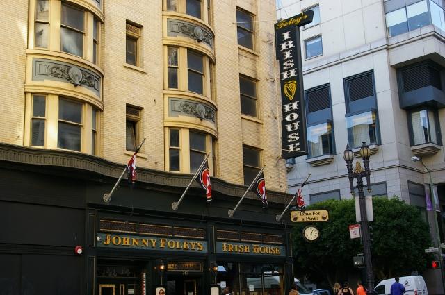 Irish Pub in San Francisco