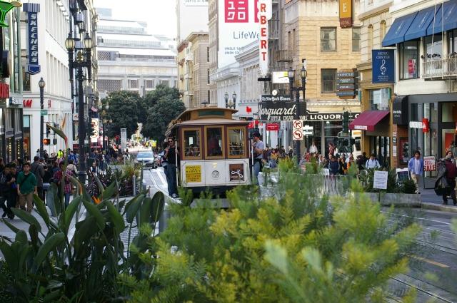 Trolley Car