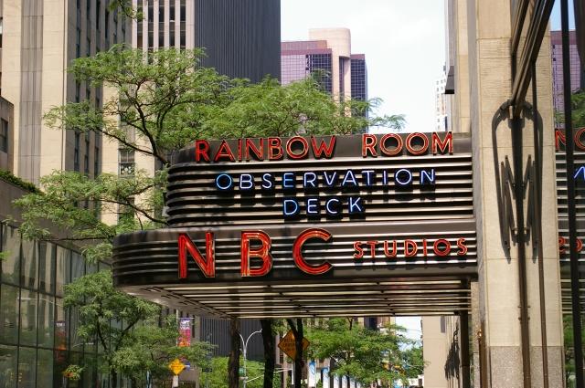 NBC Studios at Rockefeller Plaza