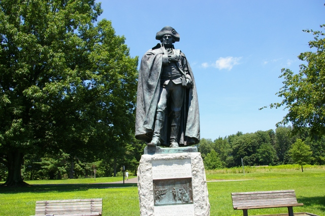 Valley Forge Statue
