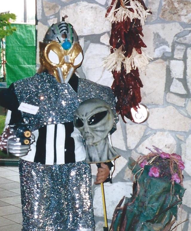 Aliens at UFO Festival