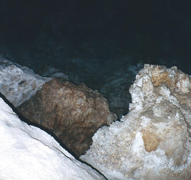 Carlsbad Cavern Formation