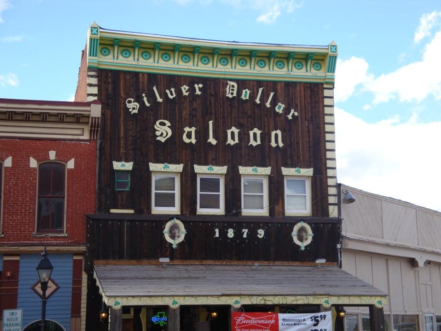Silver Dollar Saloon in Minturn