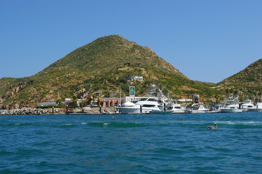 Marina at Cabo San Lucas