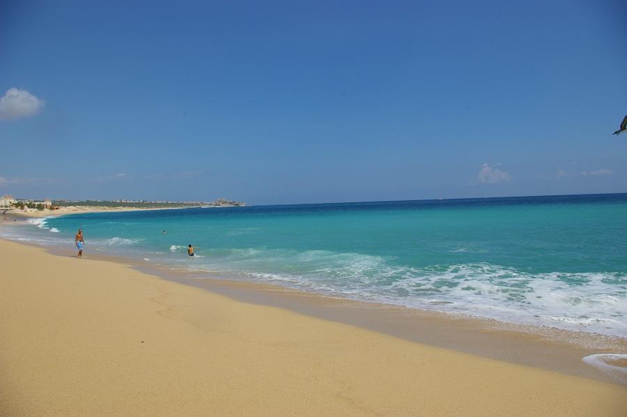 Private Beach at Villa Del Arco
