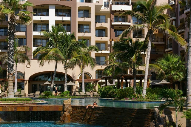Infinity Pool at Villa Del Arco