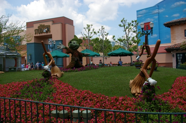 Hollywood Studios Theme Park