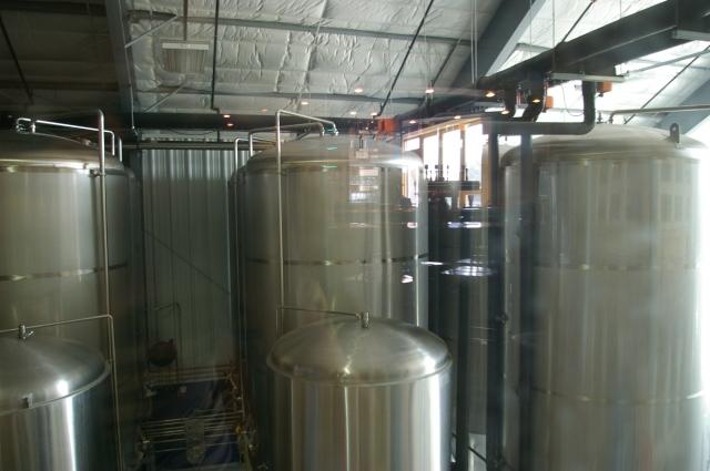 Bristol Brewery Beer Vats