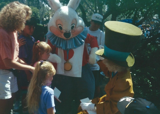 Kids with Mad Hatter