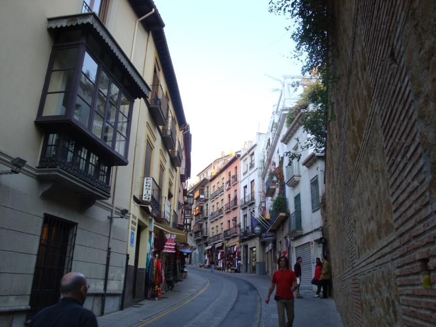Jewish Quarter in Seville Spain