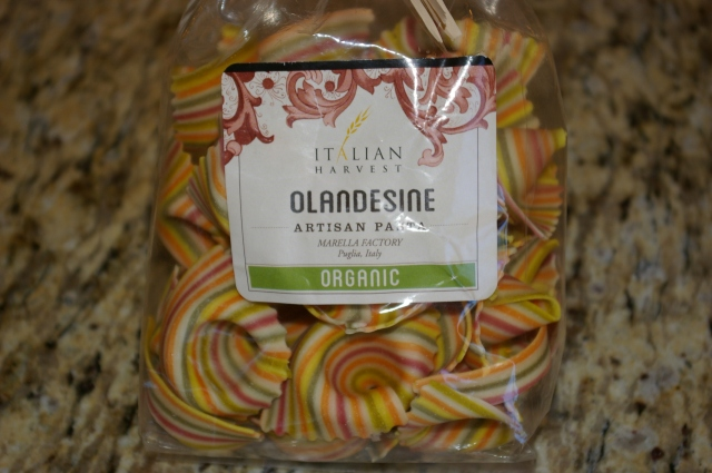 Organic Rainbow Pasta