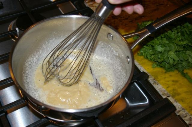 Butter and Flour Rue