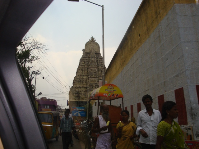 Temple Streets
