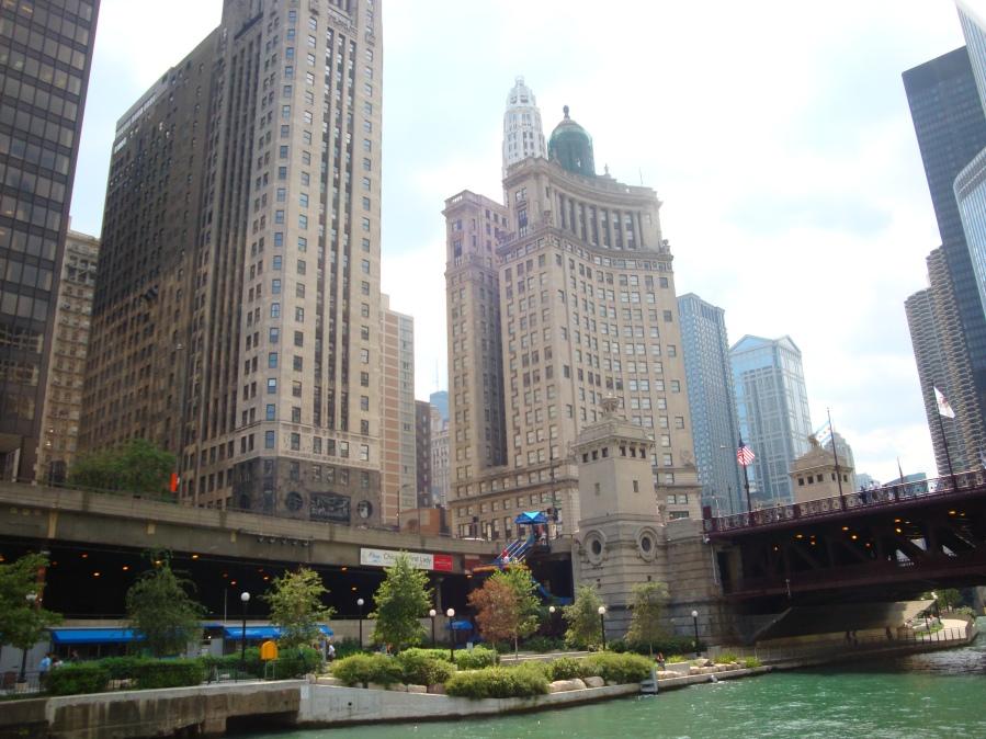 Architectural River Tour