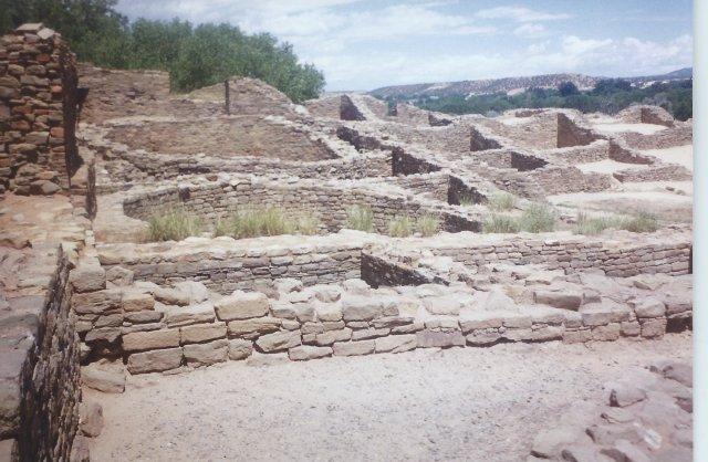 More Aztec Ruins