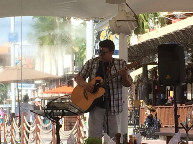 Live Music at the Marina