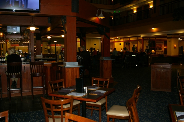 Embassy Suites Bar Area