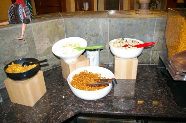 Hotel Snack Food