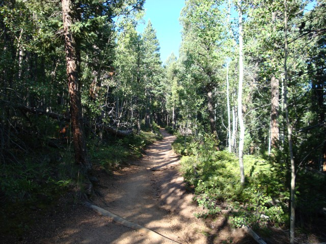 Lower Barr Trail