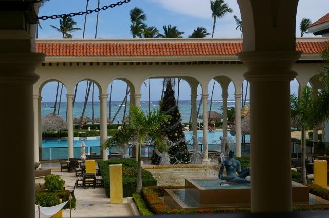Main Resort Area