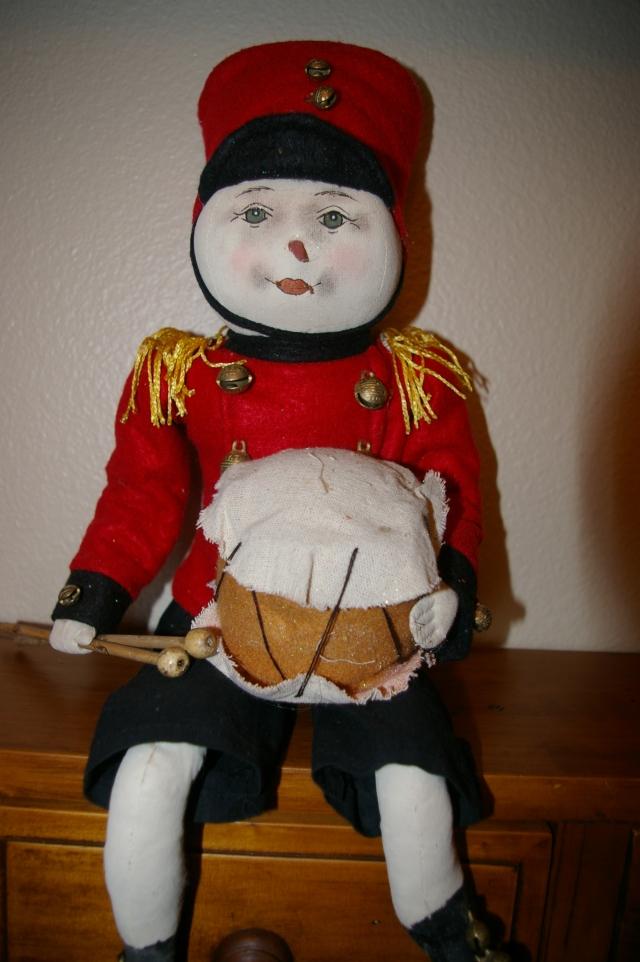 Little Drummer from Bethlehem Pennsylvania