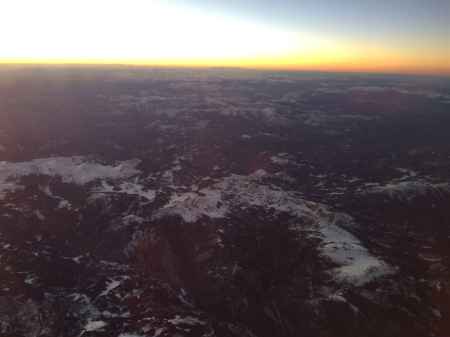 Another Rocky Mountain Sunset