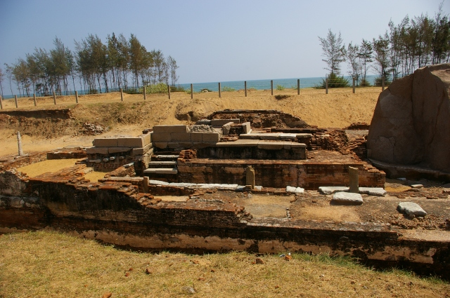 New Excavation at Tiger Grave