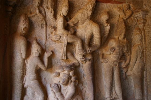 Ganesh at Mahabalipuram
