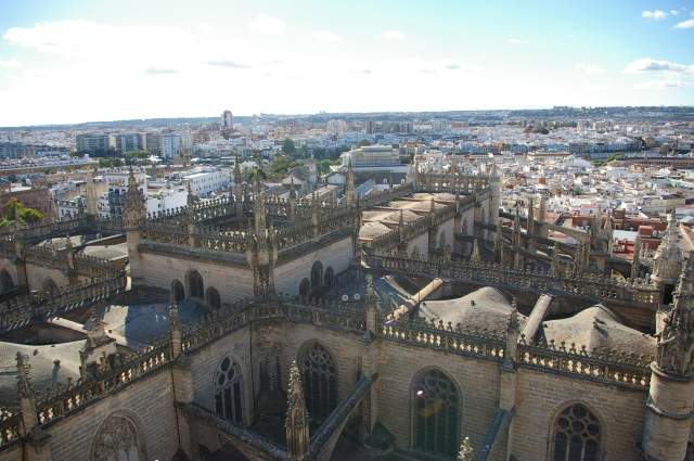 On Top of the Cathedral