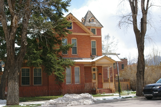 Home in Aspen