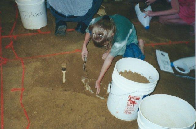 Digging Up Some Bones