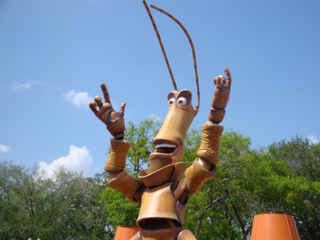 From the Movie Antz