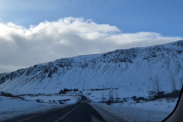 Driving the Golden Circle