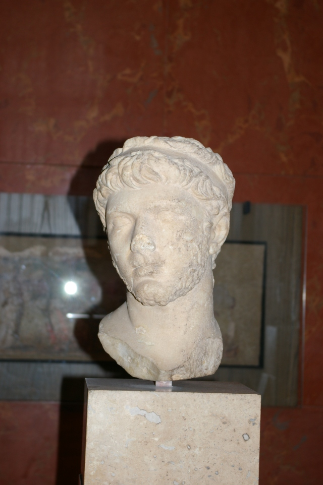 A Roman (or Greek, We're Not Sure) Bust