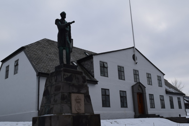 Statue in Old Town