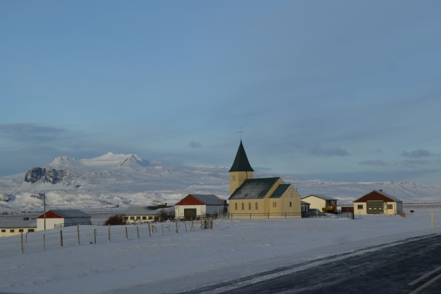 Church and Farm
