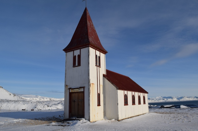 The Old Church in Hellnar