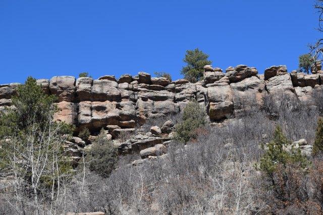 Canyon Wall