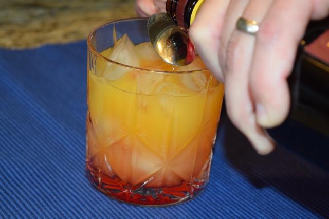 Float the Dark Rum