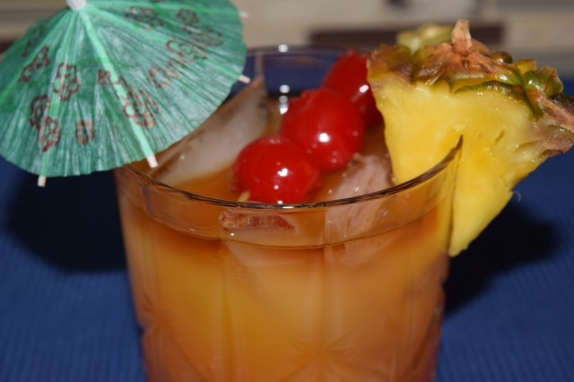 Now that is a Mai Tai