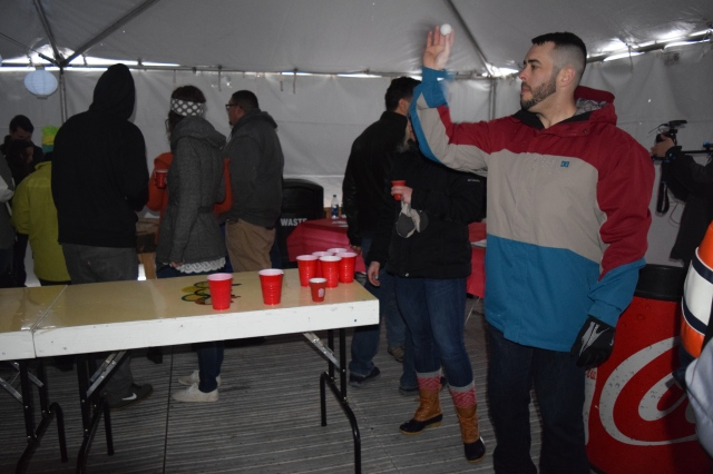 Beer Pong Anyone?