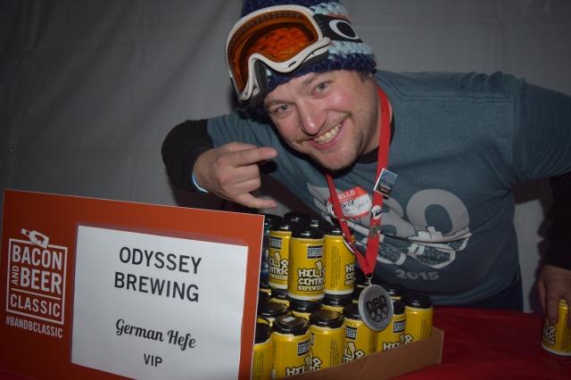 Odyssey Brewing