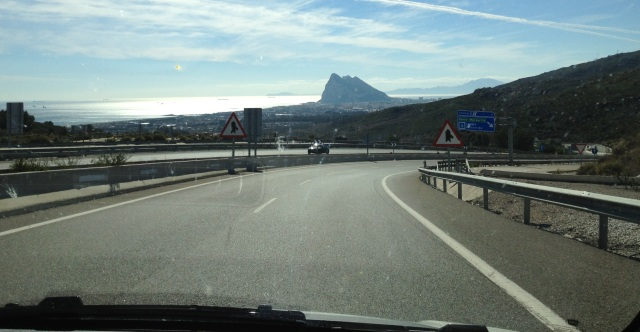 Highway to Gibralter