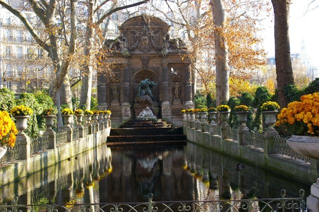 Fountain in Park