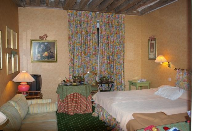 Our Room in Paris