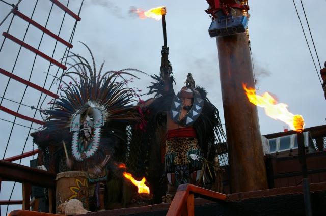 Incan Ritual