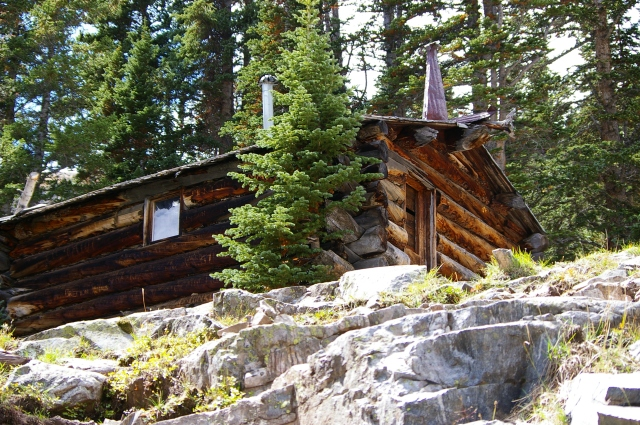 Cabin on the Trail