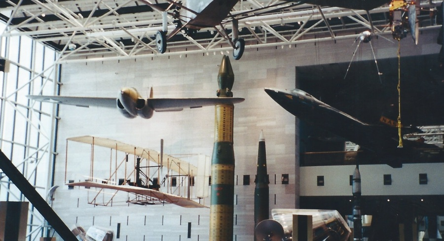 Rockets and Airplanes